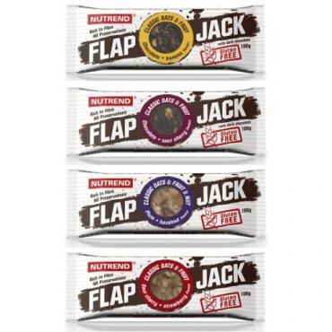 Sportovní výživa pro tebe - Nutrend FlapJack 100 g