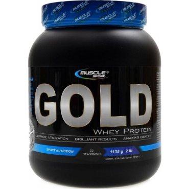 Sportovní výživa pro tebe - GOLD Whey Protein