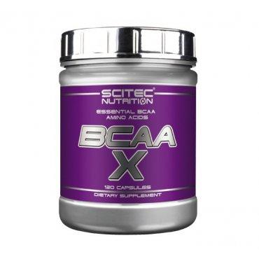Sportovní výživa pro tebe - BCAA-X
