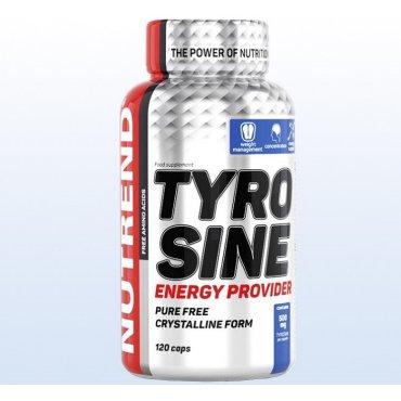 Sportovní výživa pro tebe - Tyrosine