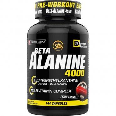 Sportovní výživa pro tebe - Beta Alanine 4000