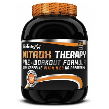 Sportovní výživa pro tebe - NitroX Therapy
