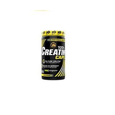 Sportovní výživa pro tebe - 100% Creatin caps
