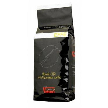 Chutná káva - Vettori Effe zrnková káva 1 kg