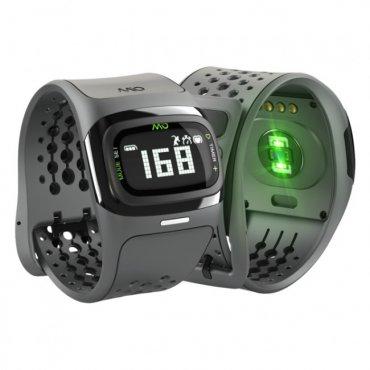 Vážíme a měříme - Mio ALPHA 2 sportovní hodinky BT se senzorem srdečního tepu - černé