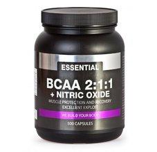 BCAA 2:1:1 + Nitric Oxide
