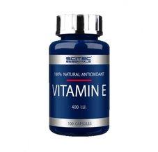 Vitamín E (400 IU)