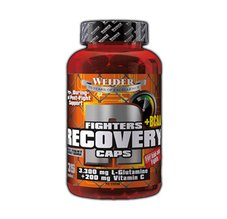 Fighters Recovery Caps + BCAA