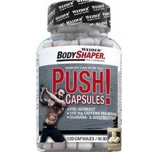 Weider Push! Capsules 120 kapslí
