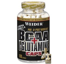 BCAA + L-Glutamin