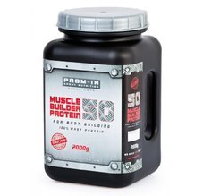 Muscle Builder Protein 50