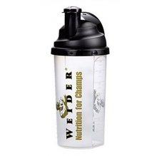 Shaker WEIDER 700 ml - transparentní