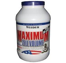 Maximum Zell Volume