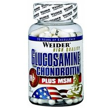 Glucosamine Chondroitin + MSM
