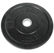 Gumový olympijsý kotouč, HI-TEMP