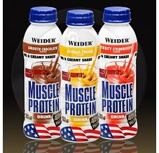 MUSCLE PROTEIN DRINK