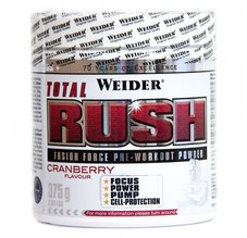 Total Rush Fusion Force Pre-Workout Powder