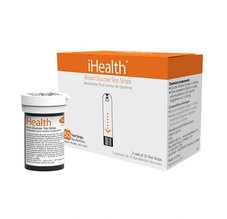 iHealth AGS-1000I testovací proužky pro glukometry iHealth