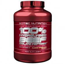 100 % Hydrolyzed Beef Isolate