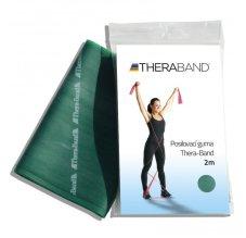 THERA-BAND posilovací guma 2 m, zelená, silná