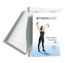 Thera-Band Posilovací guma 2 m, stříbrná, super silná