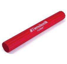 THERA-BAND FlexBar červený - středně silný