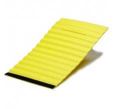 THERA-BAND Wrap, obal na pěnový válec, žlutý, nejměkčí