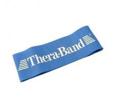 Thera-Band Loop Cvičební guma 30,5 cm - modrá - extra silná
