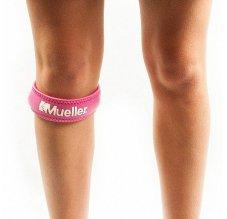 Mueller Jumper´s Knee Strap, podkolenní pásek růžový