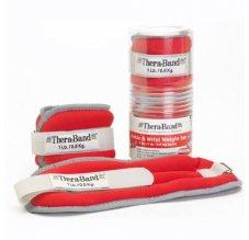 THERA-BAND set tréninkových závaží, 450 g, červený