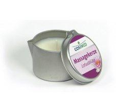 cosiMed masážní svíčka Lotosový květ - 40 g