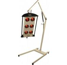 Infrazářič INFRA 900, 6 x 150W