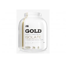 FA Gold Whey Isolate 2,27 kg