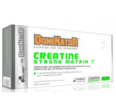 OLIMP Dominator Creatine Strong Matrix 7 120 kapslí