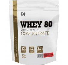 FA WHEY 80 - 500 g