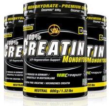 100% Creatin Monohydrate