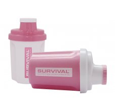 Shaker SURVIVAL 300 ml - varianty