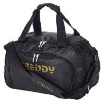 Freddy taška s černým nápisem černá