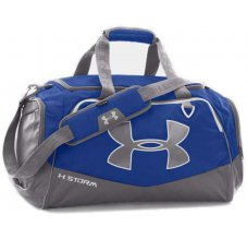 Under Armour Storm Undeniable II MD Duffle Modrá