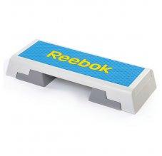 Stupínek na AEROBIC STEP REEBOK - CYAN