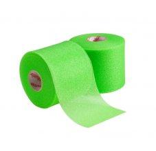 Mueller MWrap® Colored, podtejpovací molitanová páska světle zelená 7cm x 27,4m