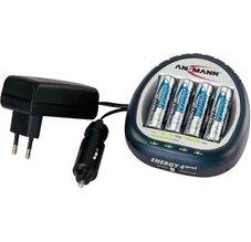 Ansmann Energy 4 speed nabíječka - 1hodina, bez akumulátorů