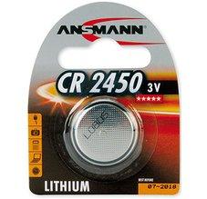 Ansmann knoflíková baterie CR 2450