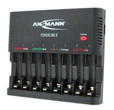 Ansmann POWERLINE 8 nabíječka