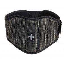 Harbinger Firm Fit Contoured Belt, Fitness opasek, černý