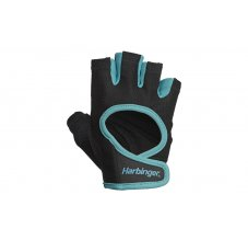 Harbinger Power - Women, Fitness rukavice, modré