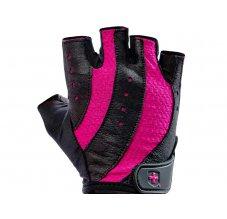 Harbinger Pro - Women, Fitness rukavice, černo-růžové
