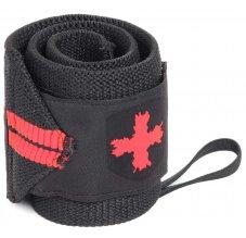 Harbinger Red Line Wrist Wrap, Fitness bandáže na zápeští
