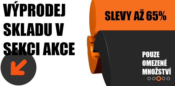 AKCE VÝPRODEJ - NUTRISPORT.cz